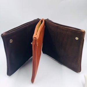 EVE Handmade Full Grain Leather Vintage Clutches
